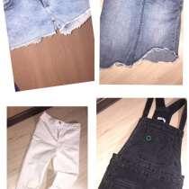 «ЛЕТНЯЯ ОДЕЖДА ДЛЯ ДЕВОЧКИ» сарафан/юбка/шорты/джинсы, в Коломне