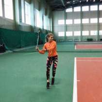 Спарринг по теннису, в Симферополе