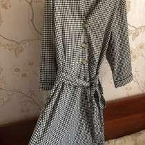 Платье Mango в клетку, в Ярославле