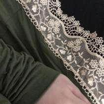 Длинный хиджаб с рукавами, в Баксане
