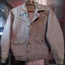 Куртка мужская утеплённая с капюшоном (новая), в Белгороде