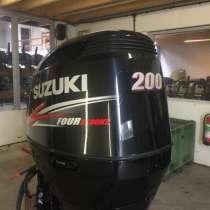 Лодочный мотор Suzuki DF200A, в Москве