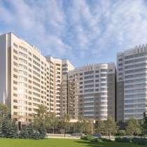 Продается 2 комнатная квартира 70.7 m2. ЖК Навои 3.0, в г.Алматы