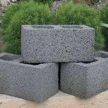 Блоки бетонные, пенобетонные, керамзитобетонные, Кирпичи, в Воскресенске