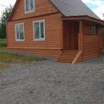 Продаю жилой (гостевой) дом с участком в Карзикозеро, в Медвежьегорске