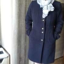 Пальто драповое, в Омске