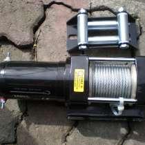 Лебедка электрическая 3500Lb, 12 В, для различной техники, в г.Алматы