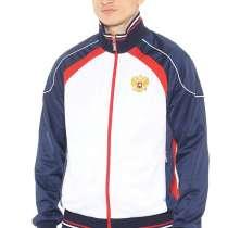 Спортивный костюм мужской с символикой России 885, в Москве