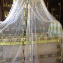 Продается детская кроватка трансформер, с балдахином, в Новочеркасске