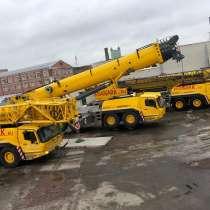 300 тонн Новый Grove GMK6300L-1 автокран в России, в Санкт-Петербурге