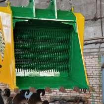 Просеивающий валково-дробильный ковш от Завода Ковшей, в Кировске
