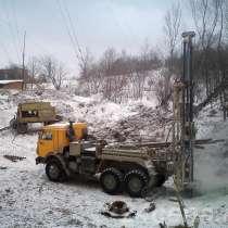 Бурение и обустройство скважин на воду, в г.Павлодар