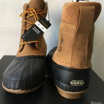 Новые лягушки Sorel Men's Cheyanne US10/EU43, в Санкт-Петербурге