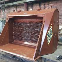 Надежный просеивающий валковый ковш дробилка, в Уфе