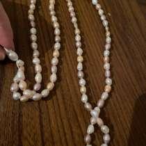 Жемчужное ожерелье, в Москве