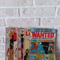 Комиксы американские антикварные, в Мытищи