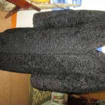 Продам каракулевую шубу, в Кемерове