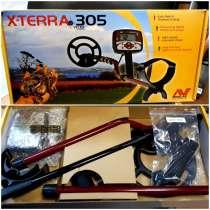 Металлоискатель Minelab X-Terra 305, в Санкт-Петербурге