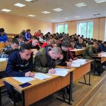 Подготовка к профотбору в ВУЗы МО, МЧС, МВД, в Коломне