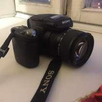 Продаю псевдозеркальный фотоаппарат Sony cyber-shot DSC-R1, в Москве