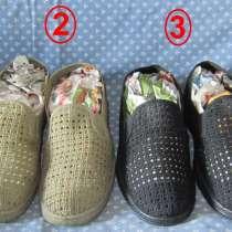 Летняя обувь, сандалии, туфли, мокасины, в Калининграде
