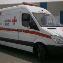 Скорая помощь Mercedes-Benz Sprinter, в г.Дубай