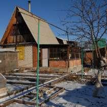 Дом 24 кв. м сад 5 соток, в Еманжелинске