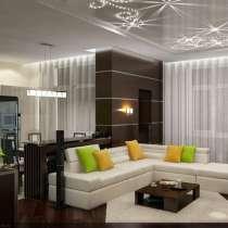 Ремонт трехкомнатной квартиры, в г.Астана