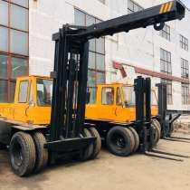 Львовский погрузчик 5 тонн, дизельный Д-243, механика, 7.2м, в Москве