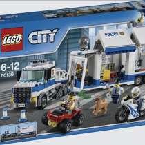 LEGO City 60139 Мобильный командный центр, в Москве