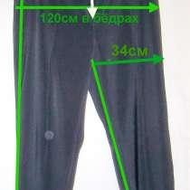 Брюки чёрные, р.50-52, рост 160 см, б. у пару раз как новые, в г.Брест