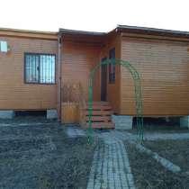 Продается одноэтажный дом, каркасный в американском стиле, в Чехове