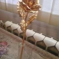 Gold rose handmade, в г.Ереван