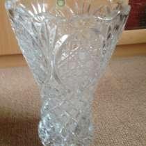 Продам вазу хрустальную, в г.Павлодар