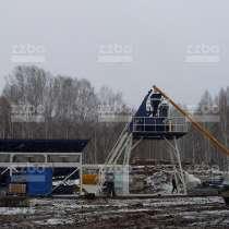 Бетонный завод Компакт 60, в г.Ереван