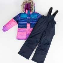 Костюм куртка и полукомбинезон для девочки, в Москве