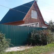 Дом в поселке Барлакский Новосибирской области, в Новосибирске