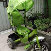 Детский велосипед-коляска с 2-х лет, в Ялте