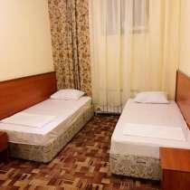 Бюджетный двухместный номер с 2 отдельными кроватями, в Новороссийске