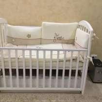 Продам кроватку детскую, в Новом Уренгое