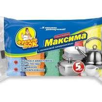 Салфетки, губки, тряпки, скребки для мытья, в г.Николаев