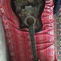 Продам акустическую гитару за 4500, в Зиме