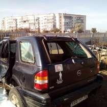 Opel Frontera В 2003г, в Феодосии