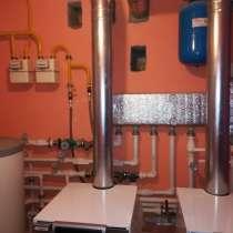 Отопление, водопровод, канализация, электросистема, в Смоленске