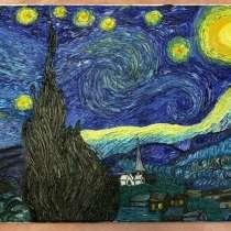 Картина Винсента Ван Гога «Звёздная ночь», в Москве