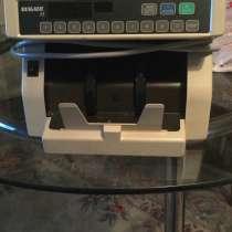 Машинка для счёта денег с детектором, в Москве
