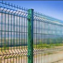 3Д-забор, монтаж, в Москве
