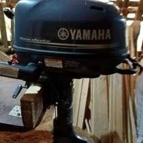 Двигатель Yamaha 5, в Липецке