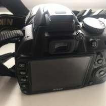 Продам цифровой фотоаппарат никон D3100, в Туле