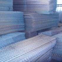Цинкование сварной сетки на собственном производстве, в Малаховке